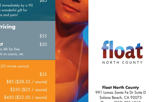 Float SD Pricing Sheet