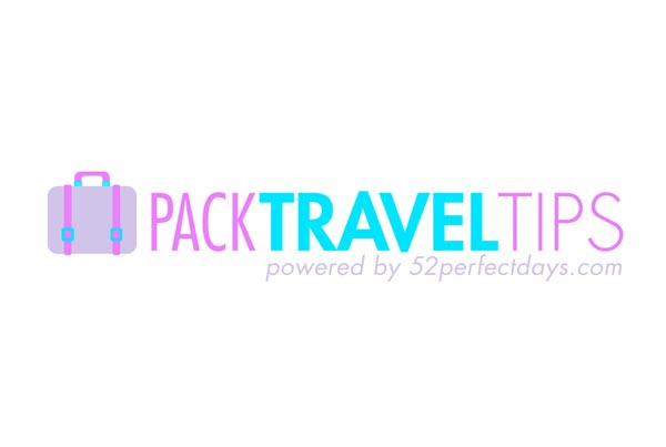 Pack Travel Tips Blog Logo