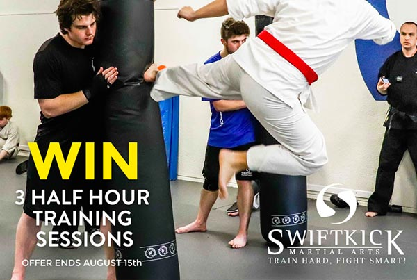 Swift Kick Sd Ad